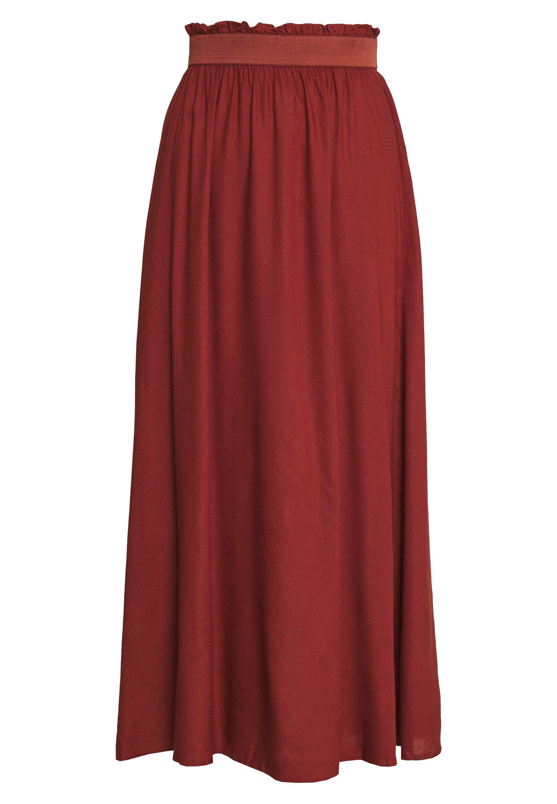Women ONLVENEDIG PAPERBAG LONGSKIRT  - Maxi skirt