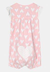 Carter's - HEART - Jumpsuit - light pink - 1