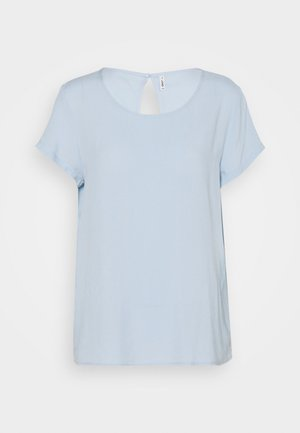 ONLFIRST ONE LIFE SOLID - Blusa - cashmere blue