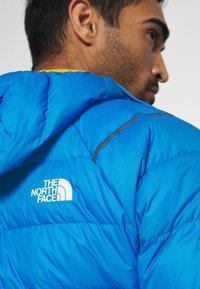 The North Face - SPEEDTOUR HOODIE - Dunjacka - blue/light grey - 4