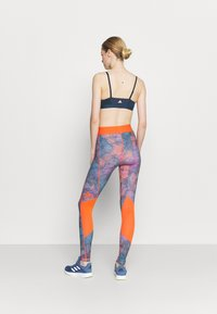adidas Performance - FLORAL - Tights - multicoloured - 2