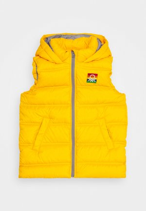 BASIC BOY - Chaleco - yellow