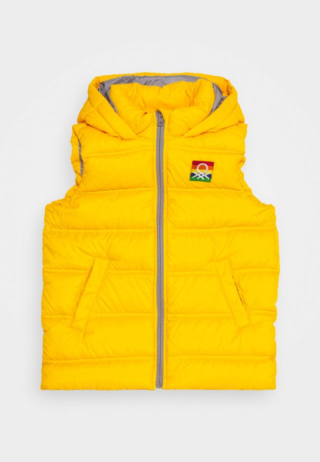 BASIC BOY - Vesta - yellow