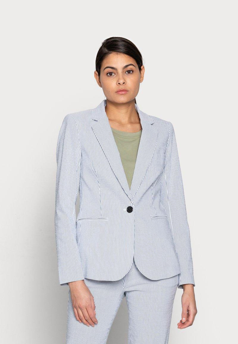 Esqualo - Blazer - blue/white