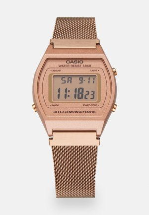Digitaal horloge - rose gold-coloured