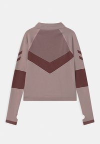 Hummel - KITH SEAMLESS UNISEX - Long sleeved top - deauville mauve - 1
