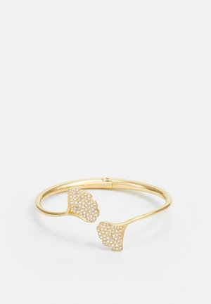 STUNNING BANGLE GINKO - Bracelet - gold-coloured