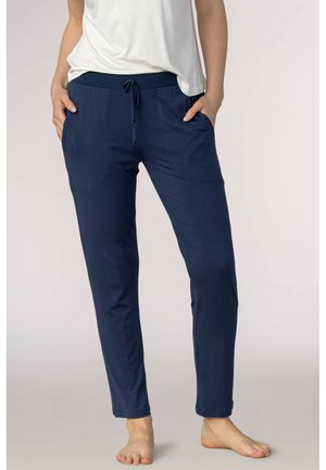 SCHLAFHOSE SERIE SLEEPY & EASY - Pyjama bottoms - true blue