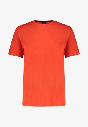 TRUST - Basic T-shirt - red
