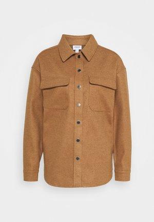 VMOCEAN  - Lett jakke - tobacco brown