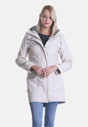 DINGY RHYTHM OF THE RAIN REGENMANTEL AMY - Parka - creme