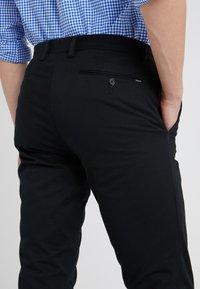 Polo Ralph Lauren - TAILORED PANT - Chinot - black - 4