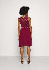 WAL G. - SKYLAR DRESS - Iltapuku - wine - 2