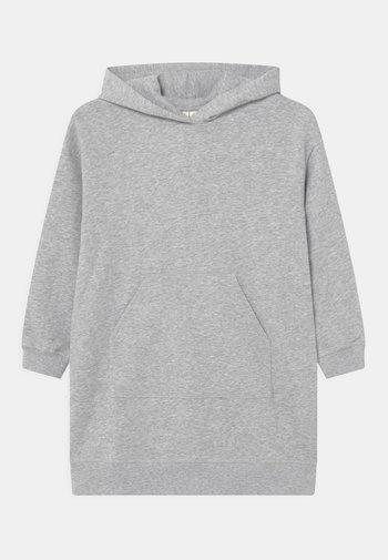 Day dress - grey melange