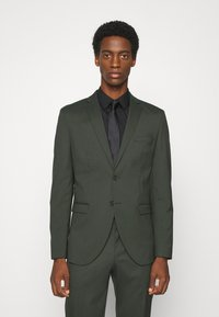 Selected Homme - SLHSLIM MYLOLOGAN SUIT - Traje - rifle green - 2