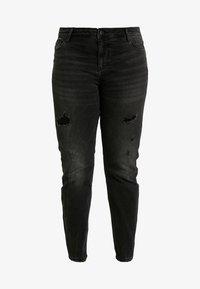 Vero Moda Curve - Jeans Skinny - black - 4