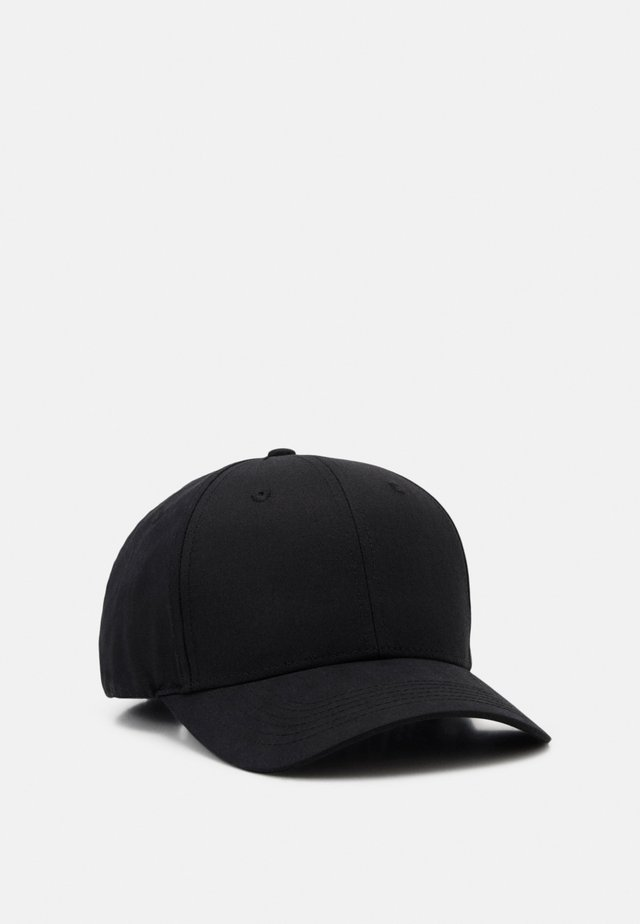PIECE BASEBALL - Cap - black