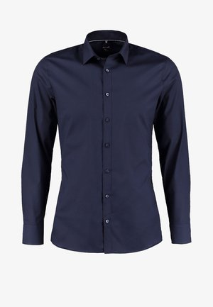 OLYMP NO.6 SUPER SLIM FIT - Kostymskjorta - marine