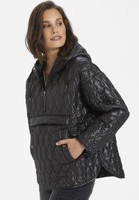 Kaffe - KAMINA - Winter jacket - black deep - 0