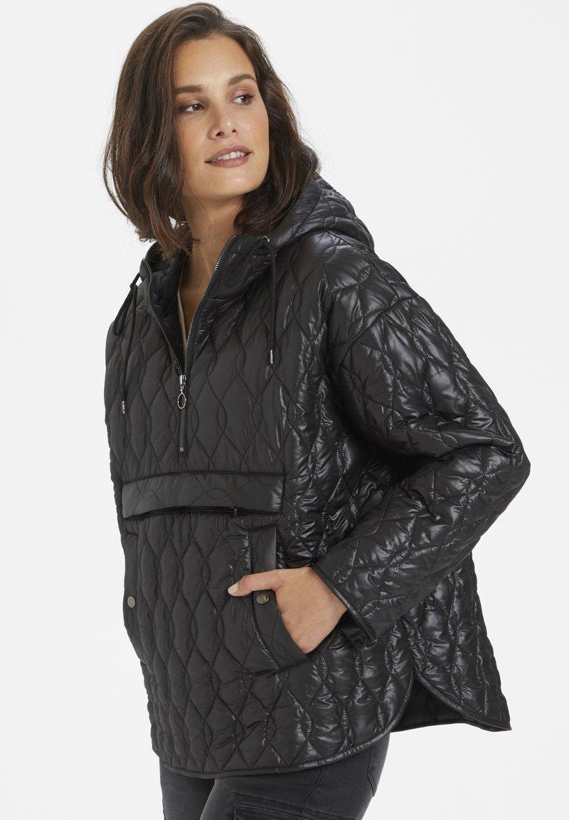 Kaffe - KAMINA - Winter jacket - black deep