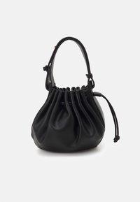 Who What Wear - FRAN - Handbag - black grainy - 0