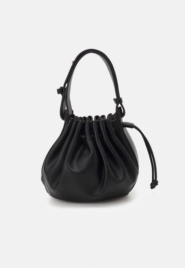 FRAN - Handbag - black grainy
