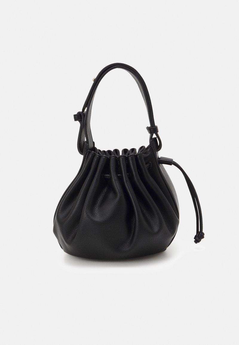 Who What Wear - FRAN - Handbag - black grainy