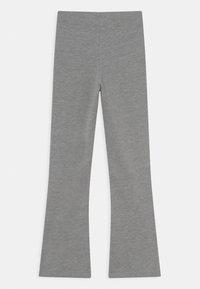 Name it - NKFVIVI 2 PACK - Leggings - Trousers - grey melange - 2
