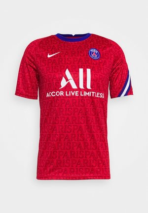 PARIS ST GERMAIN - Klubbkläder - university red/white