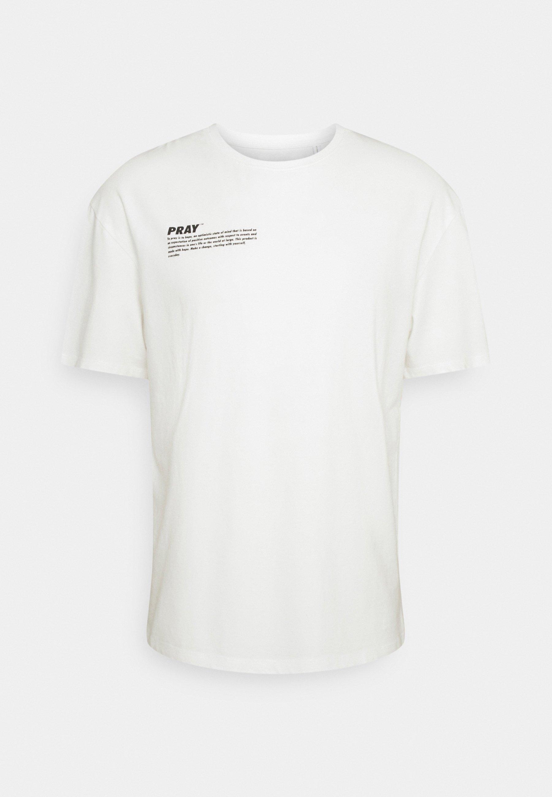 Men HOPE UNISEX - Print T-shirt
