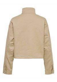 JDY - Summer jacket - beige, off-white, transparent - 6
