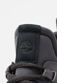 Timberland - BROOKLYN OXFORD - Sneaker low - dark grey - 5