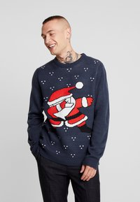 Only & Sons - ONSXMAS  - Strickpullover - blue nights - 0
