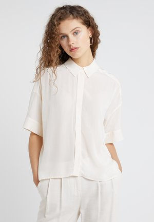 THERRY - Button-down blouse - creme