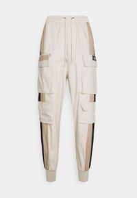 Sixth June - TRICOLOR CARGO PANTS - Cargo trousers - beige - 0