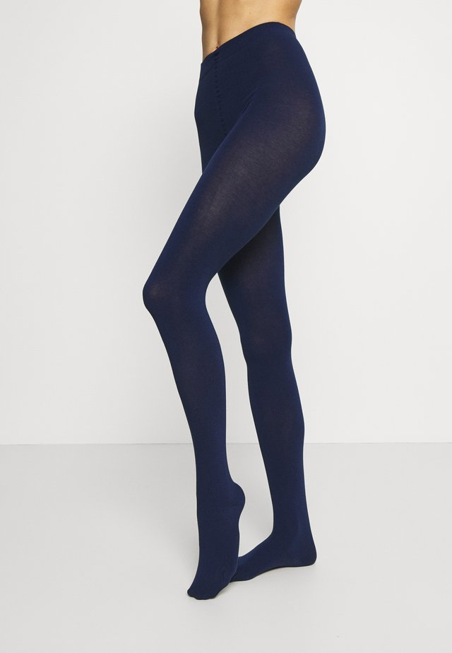 SENSUAL - Tights - dunkelblau