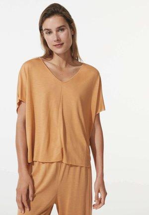 Pyjama top - yellow