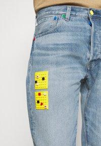 Levi's® - LEVI'S® X LEGO 501® '93 STRAIGHT - Jeans Straight Leg - studs on top - 3