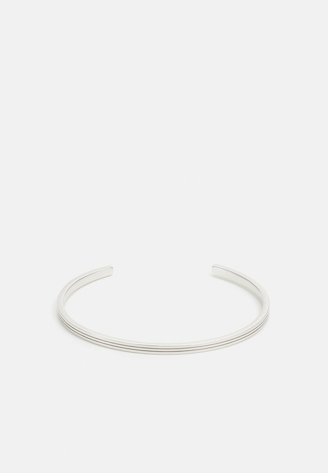STAG CUFF - Bracciale - silver-coloured