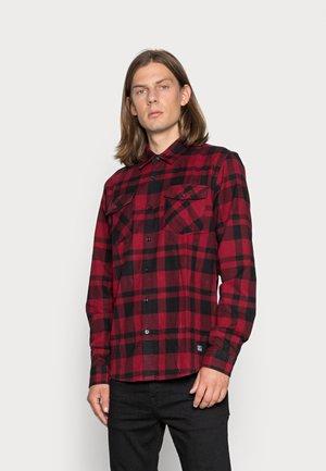 AUSTIN SHIRT - Overhemd - red check