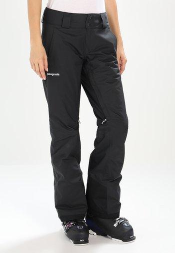 INSULATED SNOWBELLE PANTS - Ski- & snowboardbukser - black