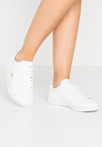 Lacoste - CARNABY EVO  - Baskets basses - white - 0