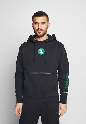 NBA BOSTON CELTICS CITY EDITION HOODIE - Club wear - black