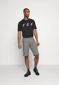 Fox Racing - RANGER SHORT 2-IN-1 - Tights - grey - 1