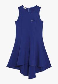 Pinko Up - PSICOLOGO ABITO - Jersey dress - royal blue - 0