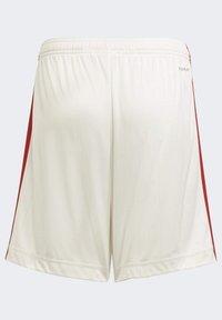 adidas Performance - MANCHESTER UNITED  HEIM - Sports shorts - white - 1