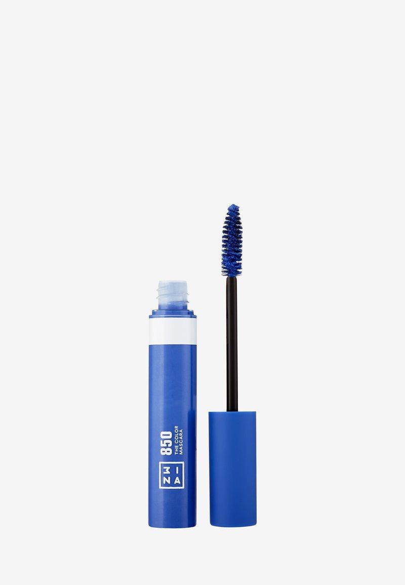3ina - THE COLOR MASCARA - Mascara - 850 blue