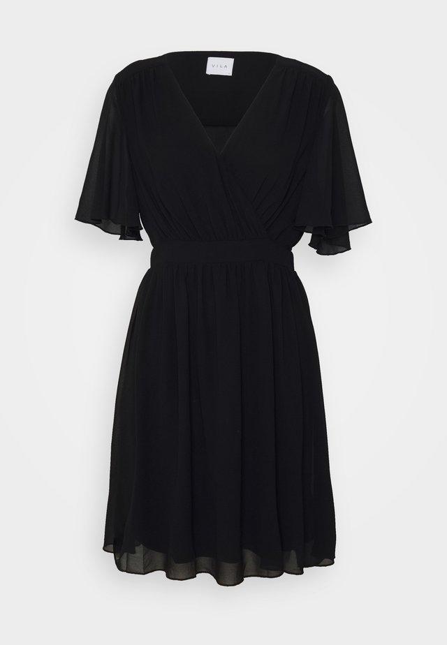 VIMICADA DRESS - Day dress - black