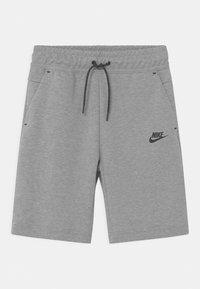 Nike Sportswear - Teplákové kalhoty - dark grey heather/black - 0