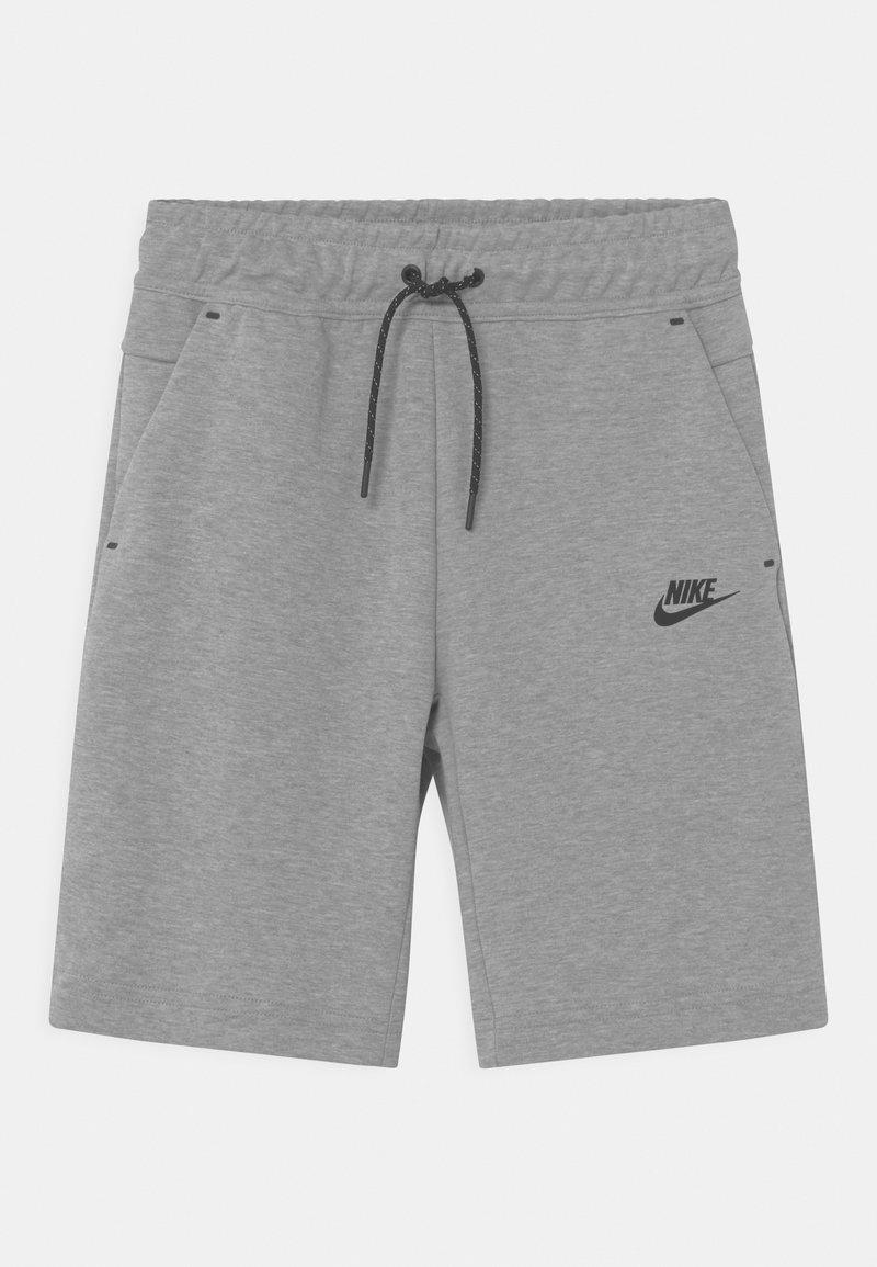 Nike Sportswear - Teplákové kalhoty - dark grey heather/black